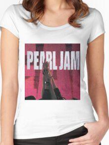Pearl Jam - Ten Women's Fitted Scoop T-Shirt