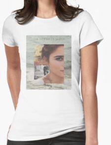 The Weight of Water Womens Fitted T-Shirt