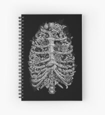 I can't breathe without you Spiral Notebook