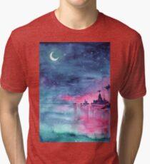 Moonlit Dream Tri-blend T-Shirt