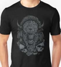 Dark Bison Unisex T-Shirt