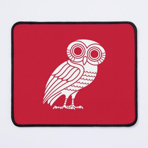 Athenian Owl #2 Mouse Pad