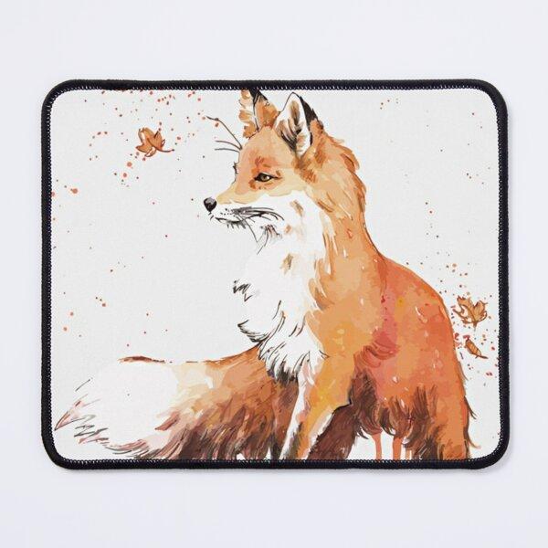 Beautiful Fox Mouse Pad