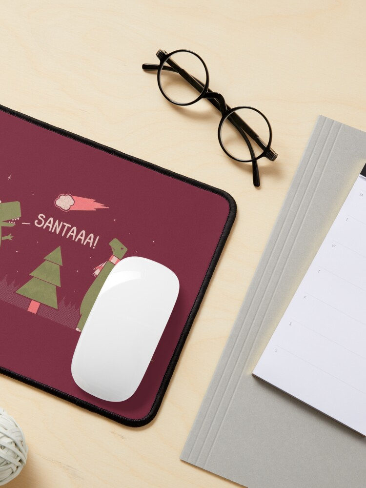 Alternate view of Merry Extinction Mouse Pad