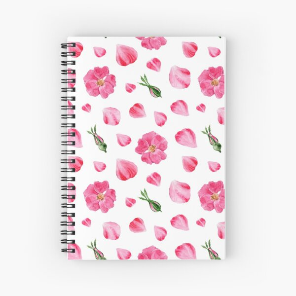Elevate Your Life at Home Pattern Spiral Notebook