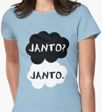 Janto - TFIOS Women's Fitted T-Shirt