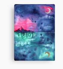 Fantasy Over Sci-Fi Canvas Print