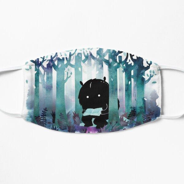 A Quiet Spot Flat Mask