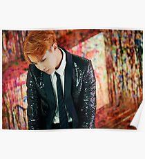 BTS Wings J-HOPE v1 Poster