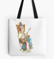 Crown Jewels Moriarty Tote Bag