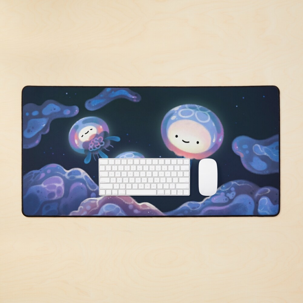 Full Moons Mouse Pad