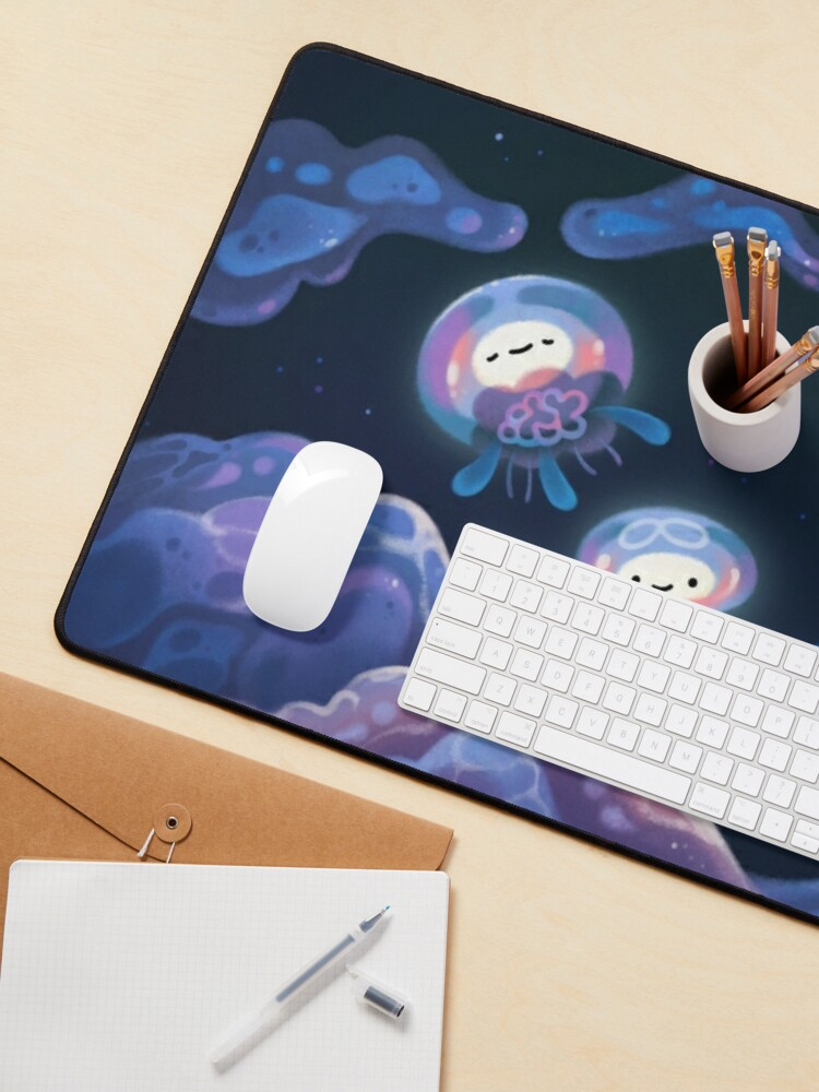 Alternate view of Full Moons Mouse Pad