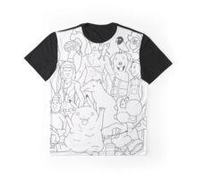 Lekker Spelen Graphic T-Shirt