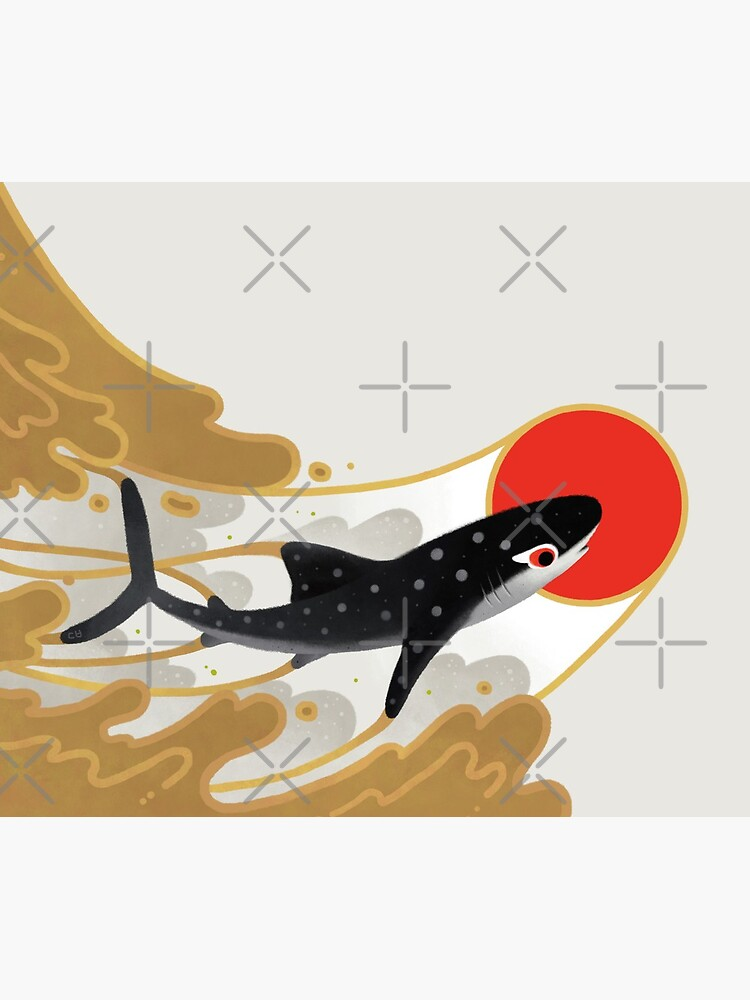 Whale shark by pikaole