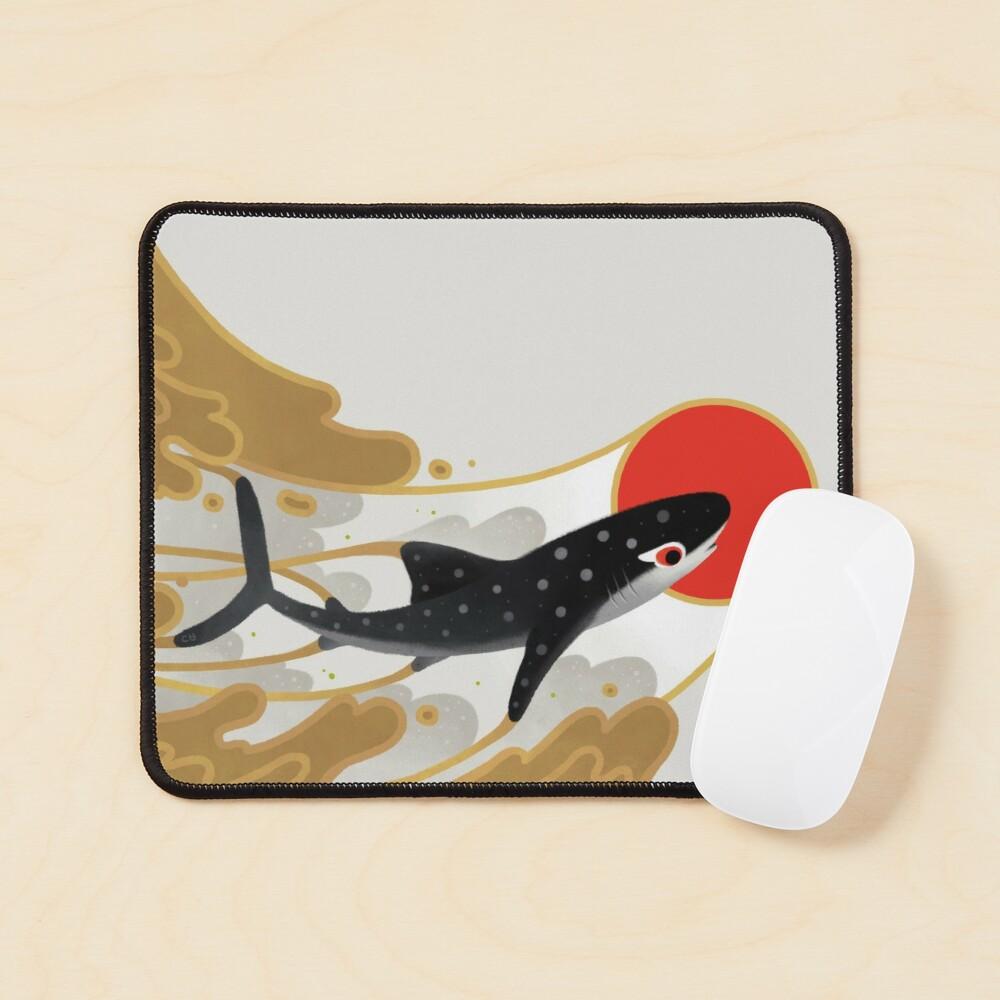 Whale shark Mouse Pad