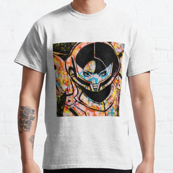 PaperMonster: The Return of Samus Classic T-Shirt