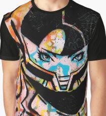 PaperMonster: The Return of Samus Graphic T-Shirt