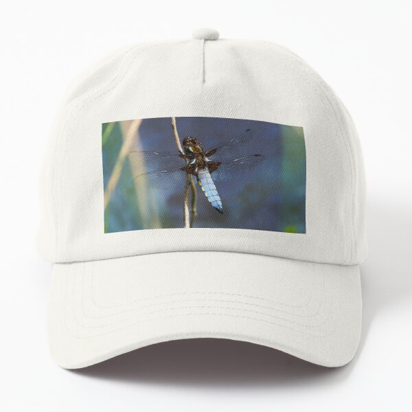 Broad-bodied Chaser Dragonfly Dad Hat