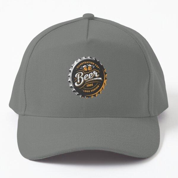 beer cap Baseball Cap