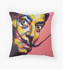 Salvador Throw Pillow