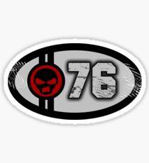 Sookie 76 Création de logo Sticker