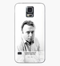 Christopher Hitchens - paint style Case/Skin for Samsung Galaxy