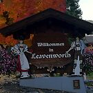 LEAVENWORTH WA. AT FALL TIME   by MsLiz