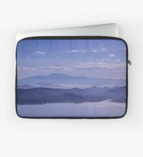 Misty Land - Travel Photography Laptop Sleeve
