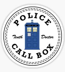 The Doctor's Converse Sticker