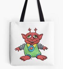 Melvin Martian the Eldest Son Tote Bag