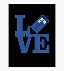 Doctor Love Photographic Print