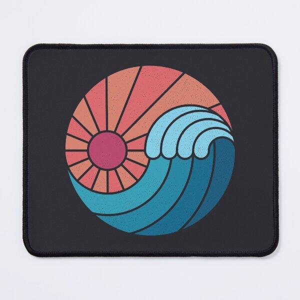 Sun & Sea Mouse Pad