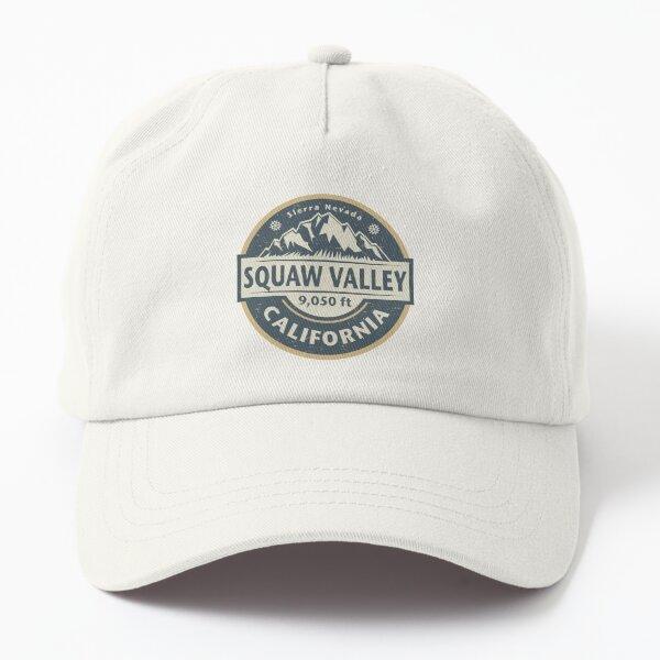 Squaw Valley, California Dad Hat