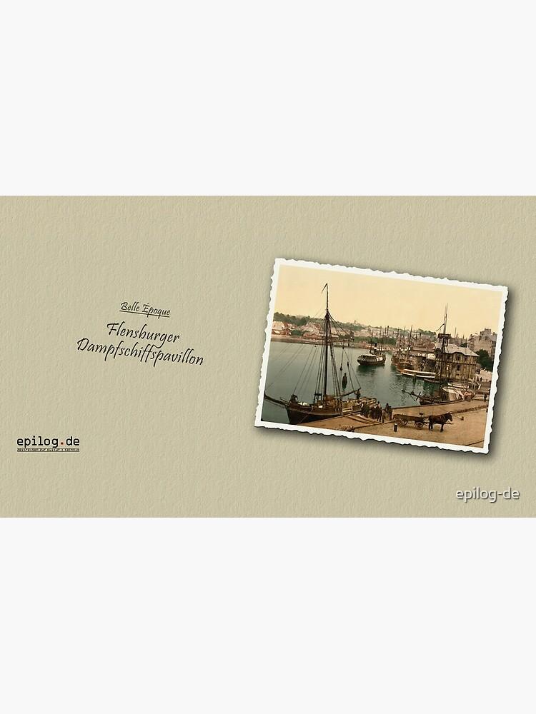 Flensburger Dampfschiffspavillon von epilog-de