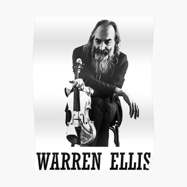 Warren Ellis Poster