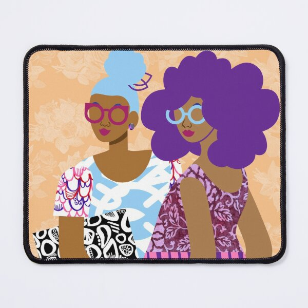 Terrific Two Mouse Pad
