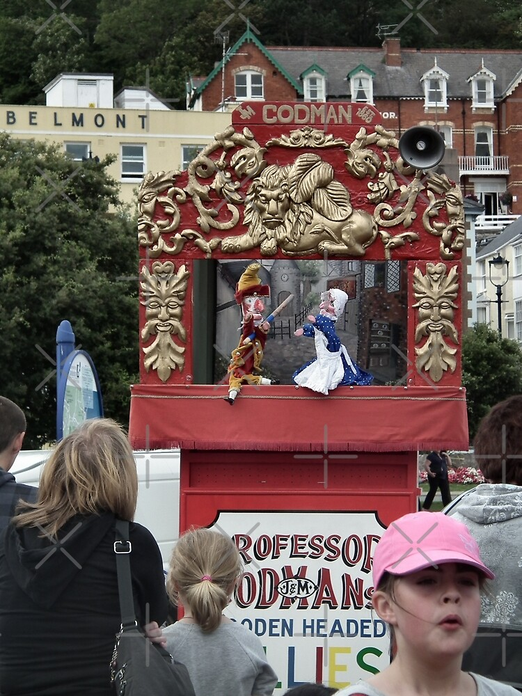 Punch and Judy by LydiaBlonde