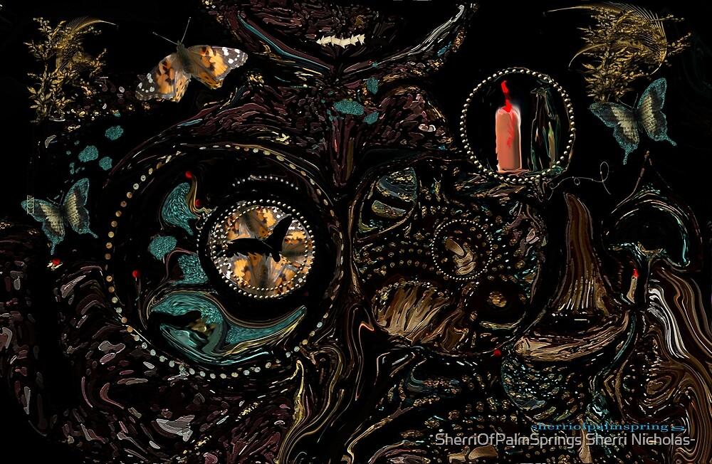 The Circle by SherriOfPalmSprings Sherri Nicholas-