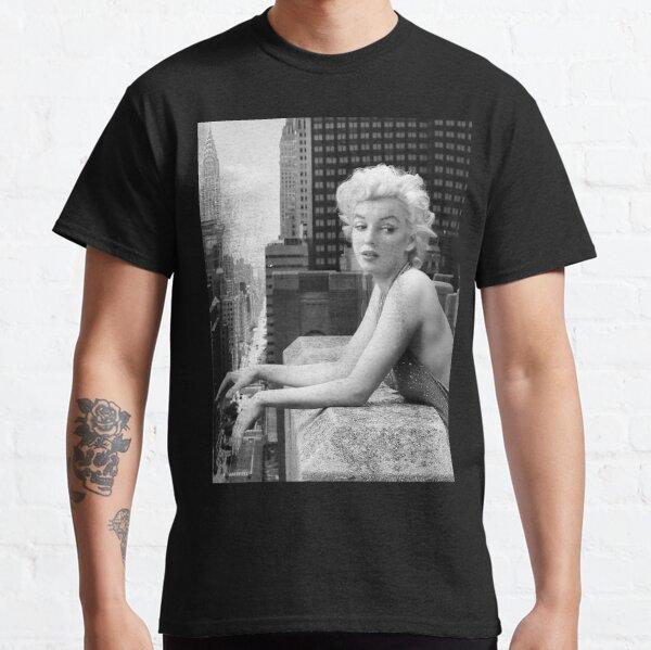 la dépeint dans l'esprit T-shirt classique