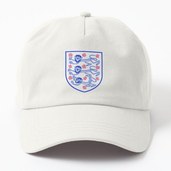 England football English flag three lions crest it's coming home Dad Hat