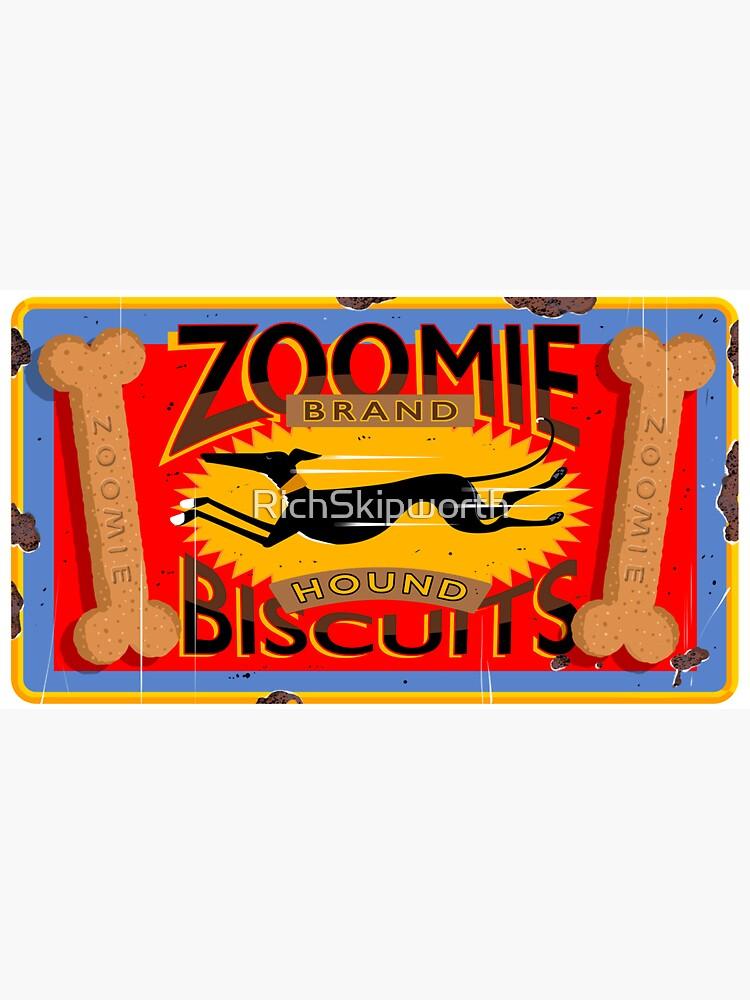 Zoomie Biscuits by RichSkipworth