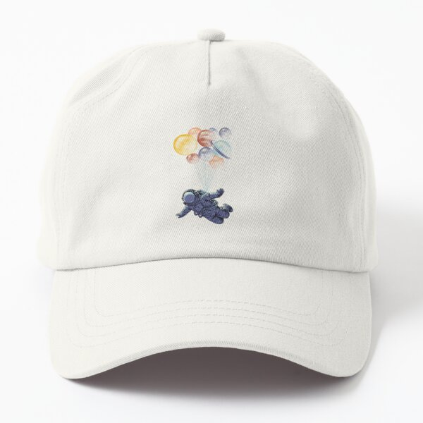 Space Travel Dad Hat