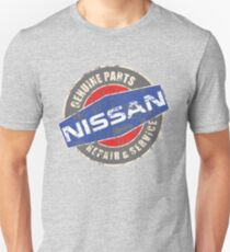 Vintage Nissan Repair Unisex T-Shirt