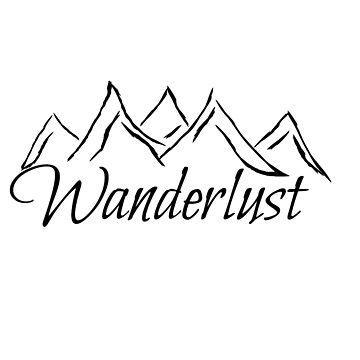 Wanderlust-Gebirgszug von Lil-Salt