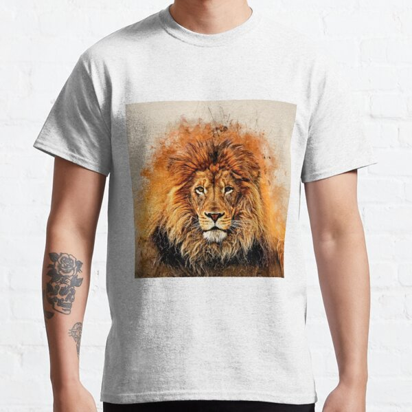 Liquid Lion Classic T-Shirt