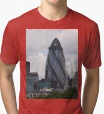 The Gherkin Tri-blend T-Shirt
