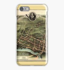 Stratford On Avon 1908 iPhone Case/Skin
