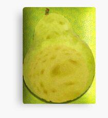 The Pear Canvas Print