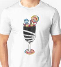 Halloween Candy Chalice Unisex T-Shirt