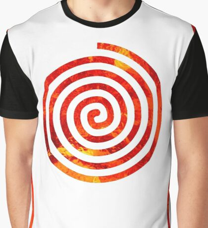 Spiral  Graphic T-Shirt